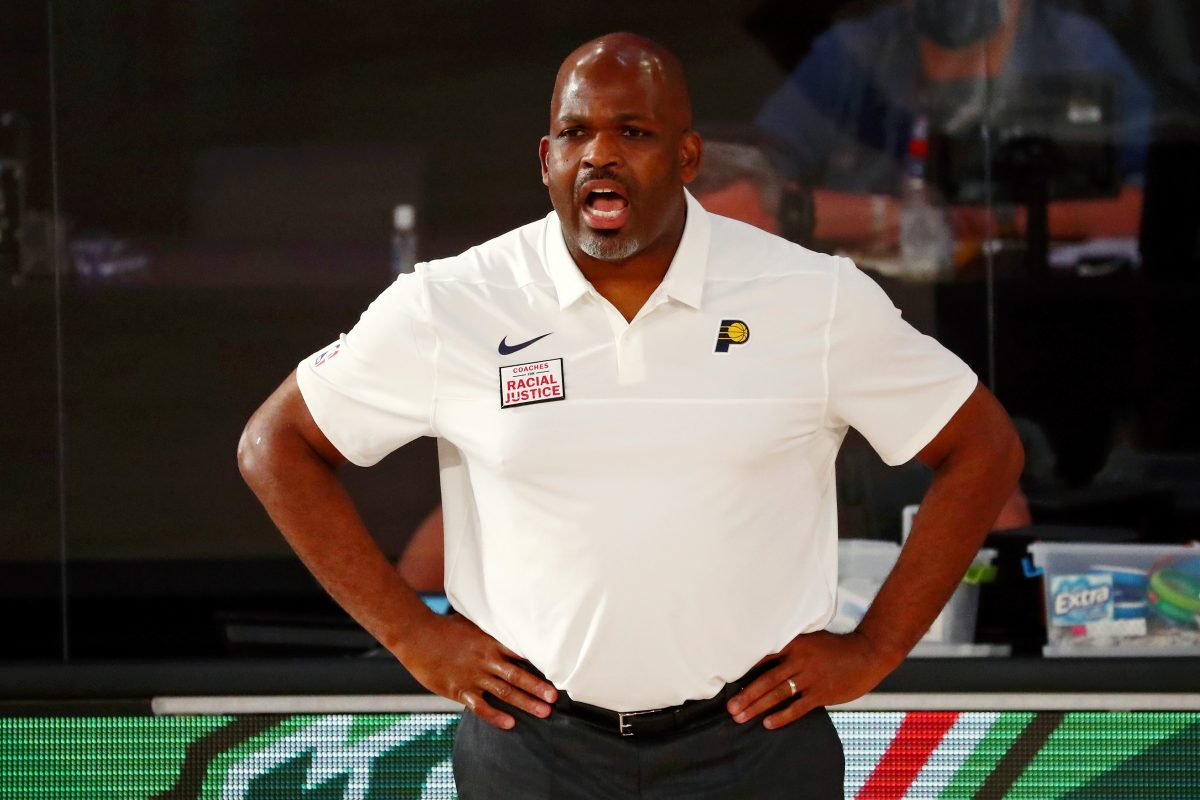Indiana Pacers - Nate McMillan
