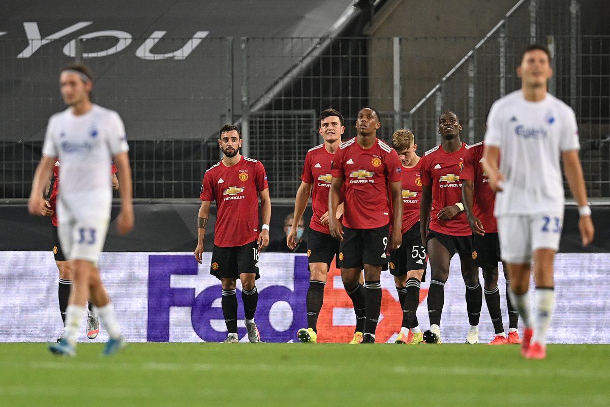 Manchester United - Copenhague