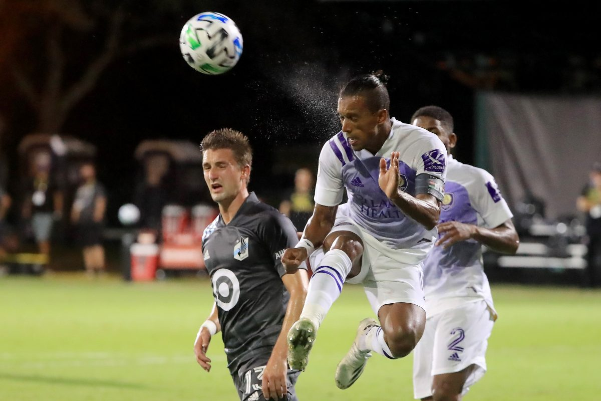 Orlando City v Minnesota United: Semifinals - MLS Is Back Tournament - Nani