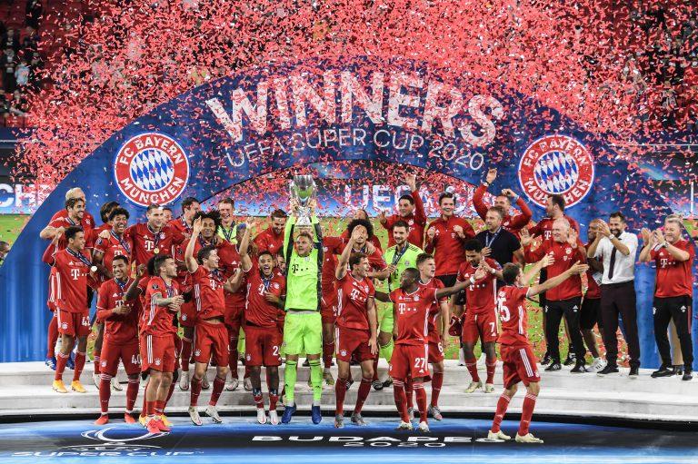 Bayern Munich - Sevilla