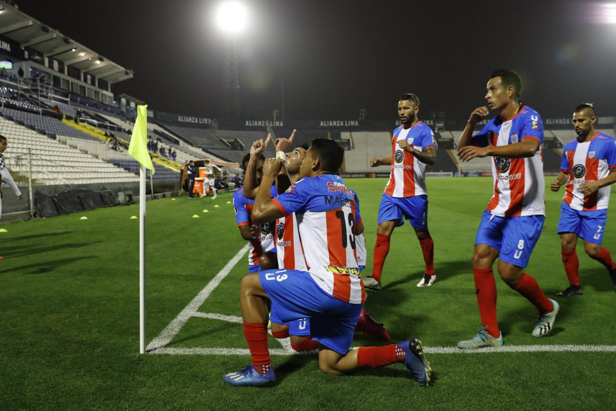Estudiantes de Mérida - Alianza Lima