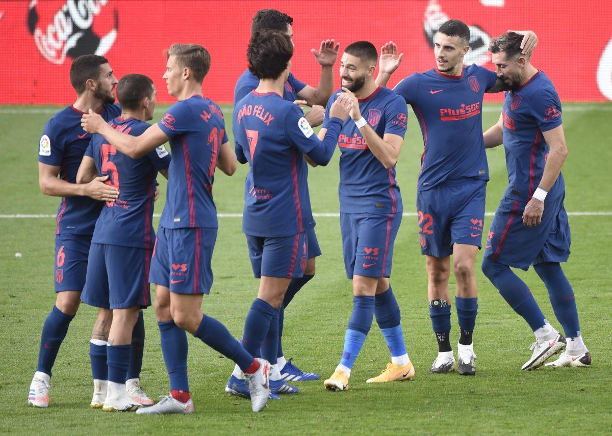 Atlético - Celta de Vigo