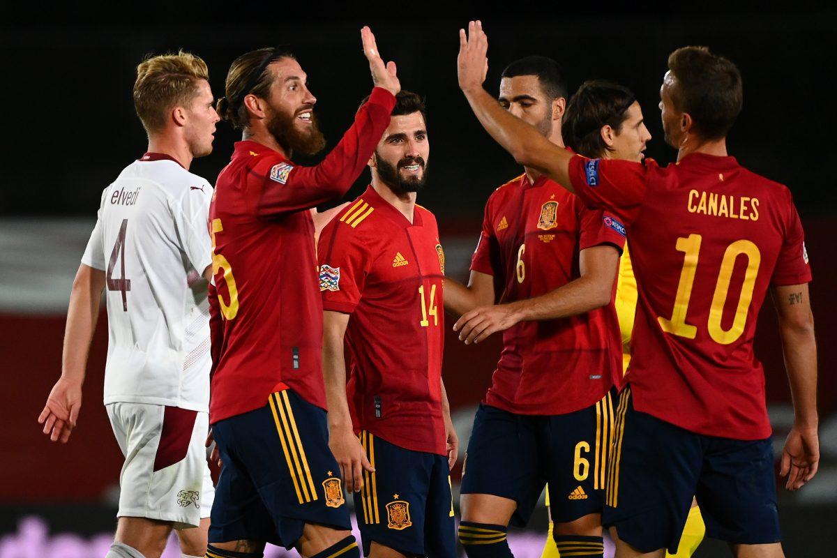 España - Suiza