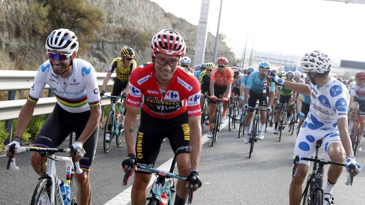 La Vuelta a España