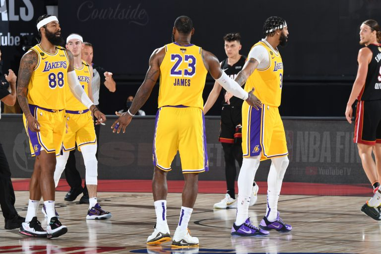 2020 NBA Finals - Miami Heat v Los Angeles Lakers