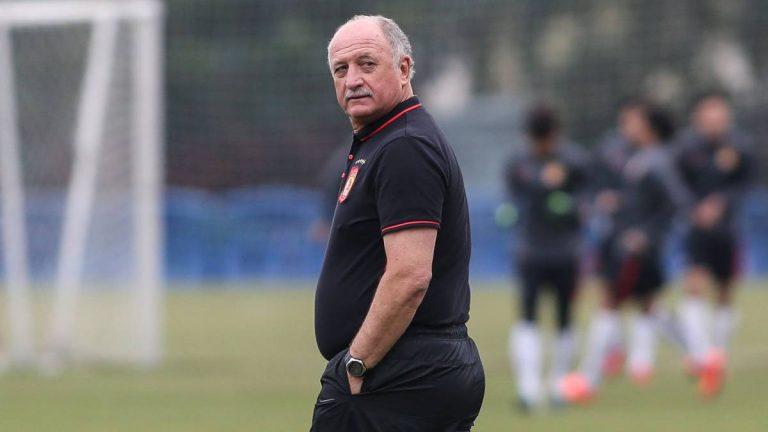 Luis Felipe Scolari - Cruzeiro