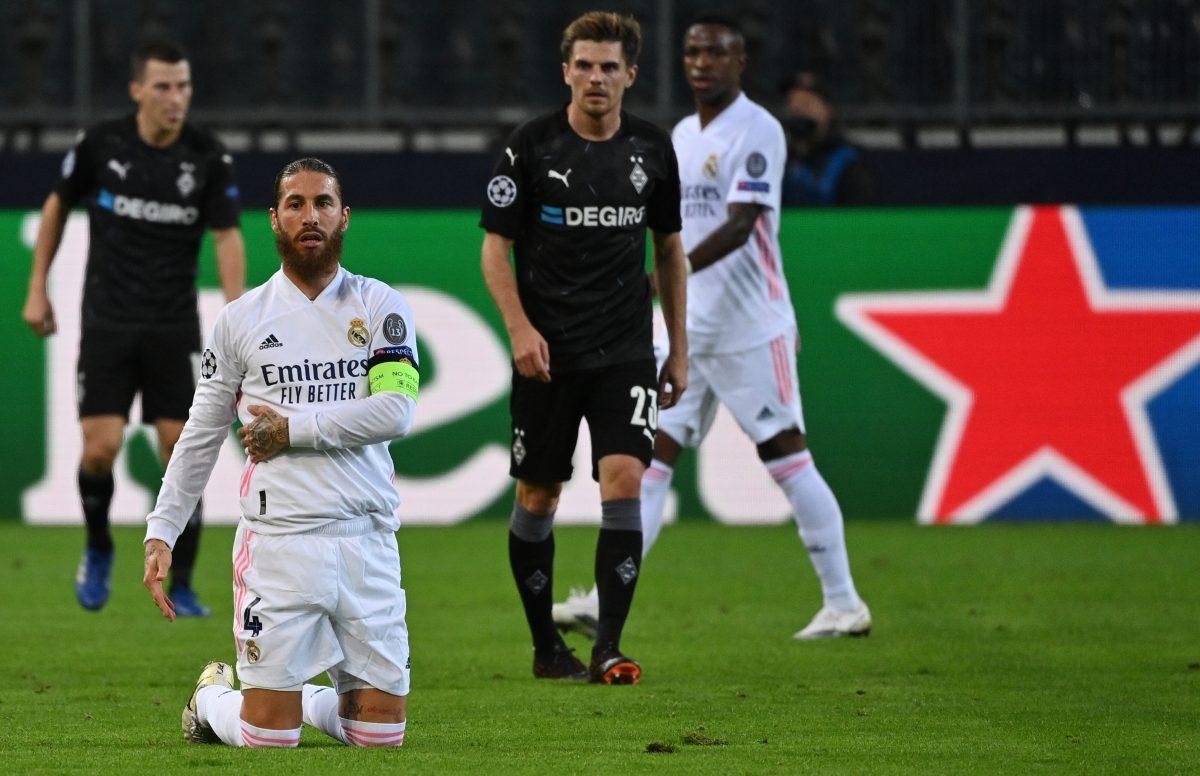 Real Madrid - Borussia Monchengladbach