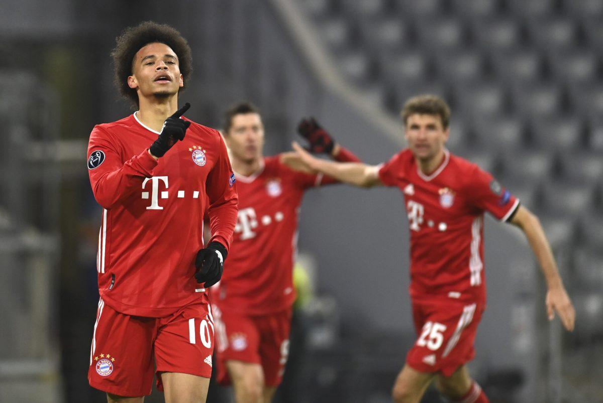 Bayern y City clasificaron a octavos