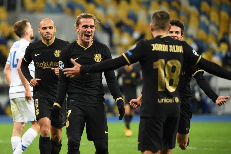 Barcelona - Dinamo de Kiev