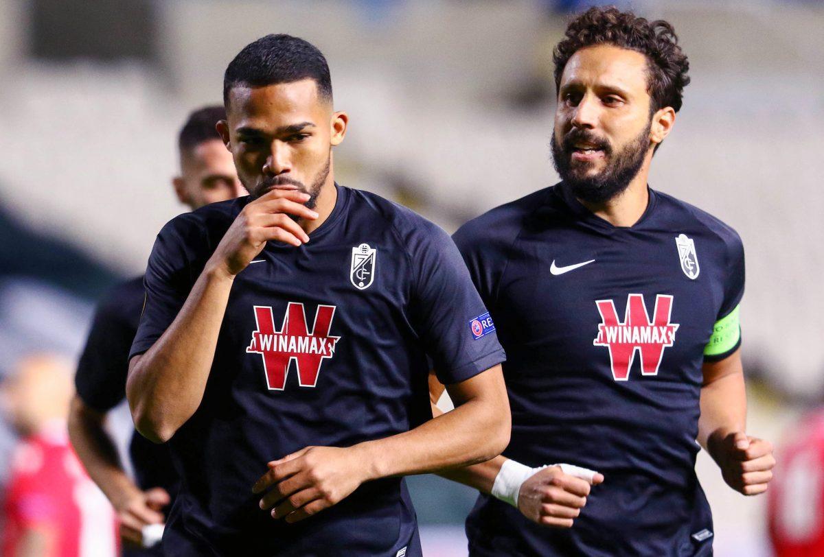 Granada FC - Yangel Herrera
