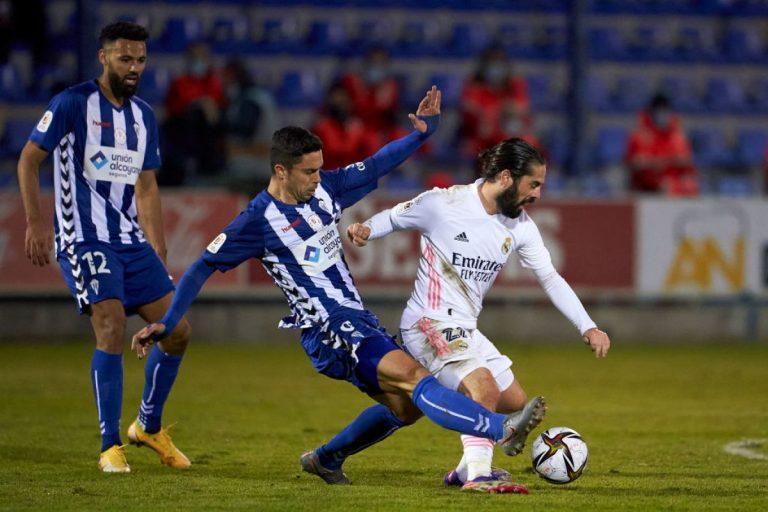 Alcoyano - Real Madrid