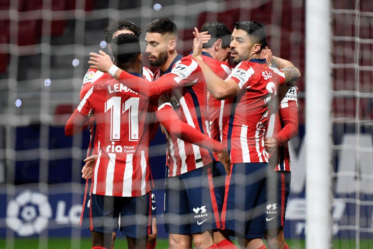 Atlético de Madrid - Valencia FC