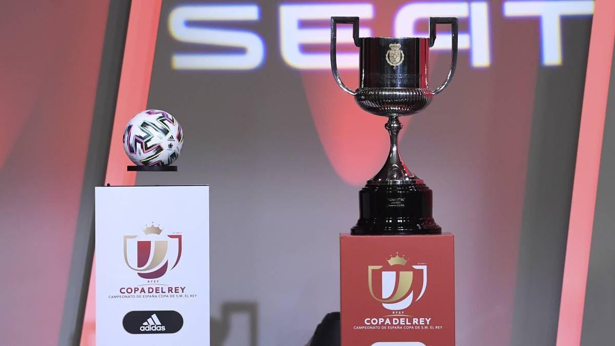 Copa del Rey - Barcelona