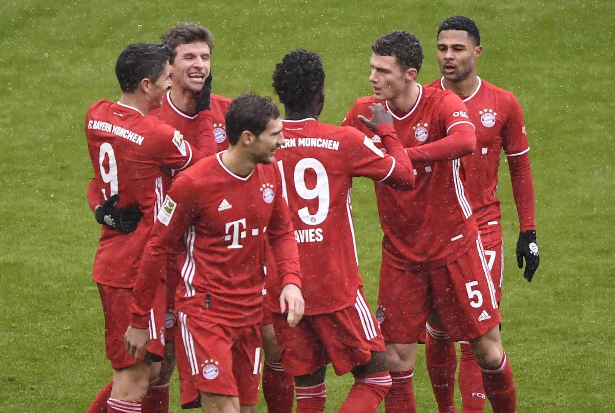 FC Bayern - Friburgo