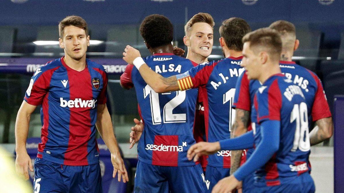 Levante y Villarreal a cuartos de Copa