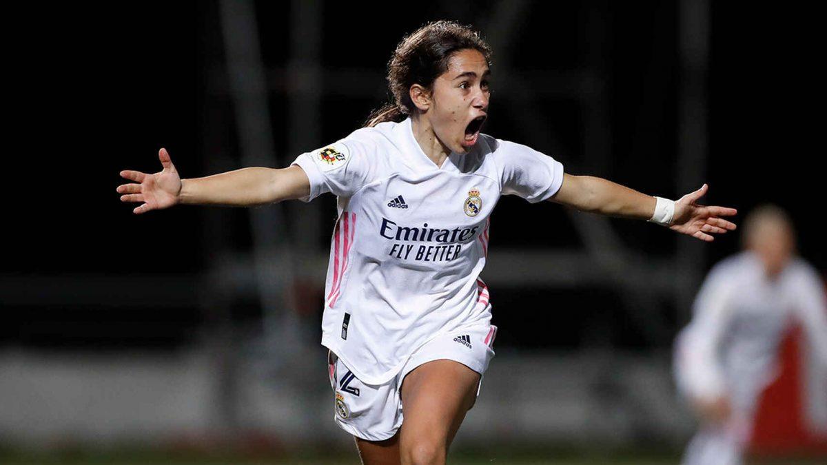 Lorena - Real Madrid Femenino