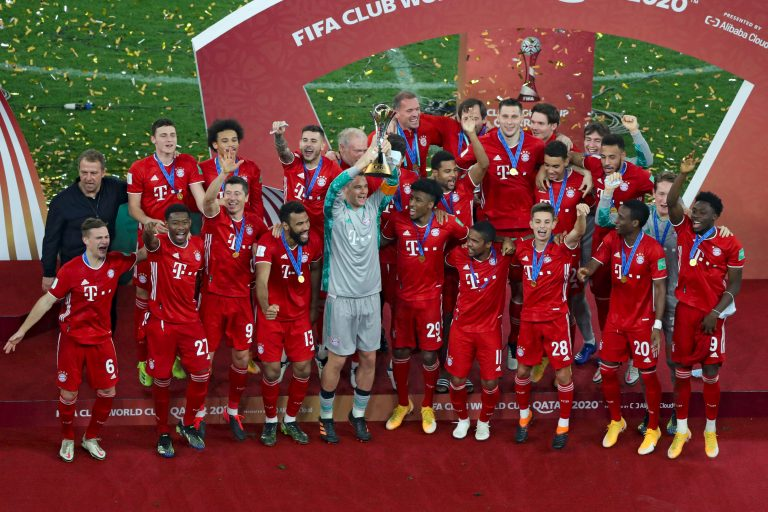 Bayern Munich - Tigres