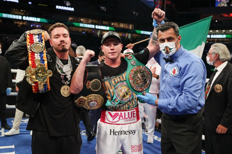 Boxing: Saul Alvarez and Avni Yildirim Fight Night