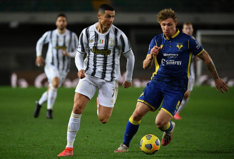 Juventus - Hellas Verona