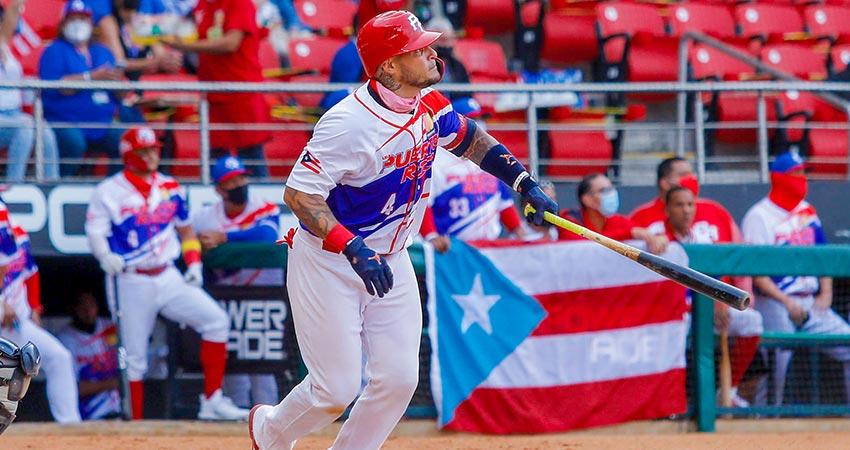 Puerto Rico - Venezuela