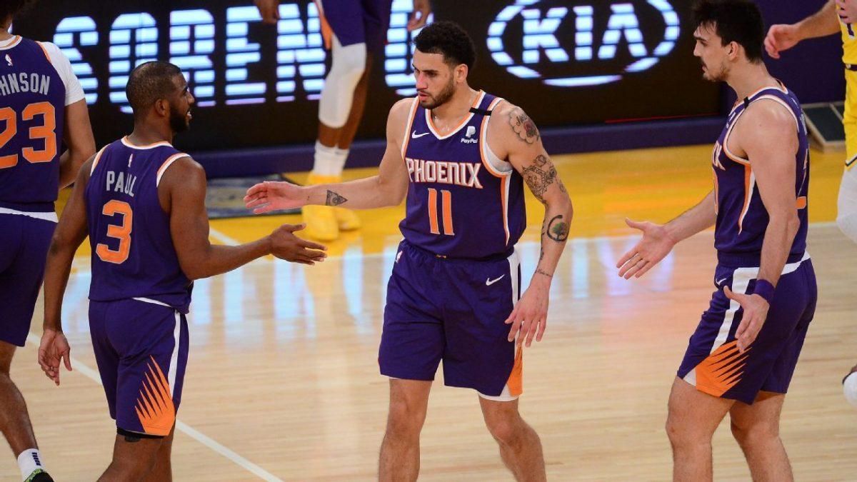 Suns - Lakers