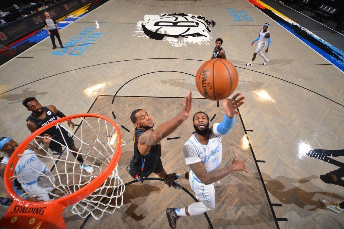 Lakers - Nets