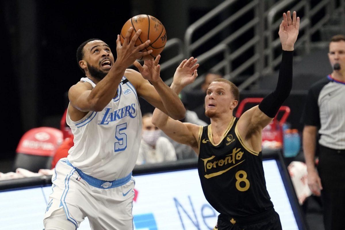 Lakers - Raptors