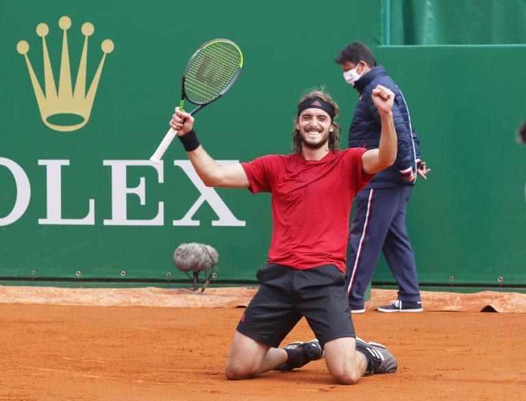 ATP Masters 1000 - Monte Carlo Masters - Tsitsipas - Rublev