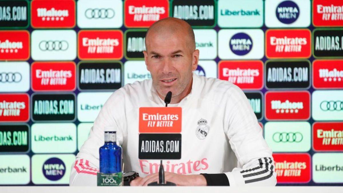 Zinedine Zidane RDP