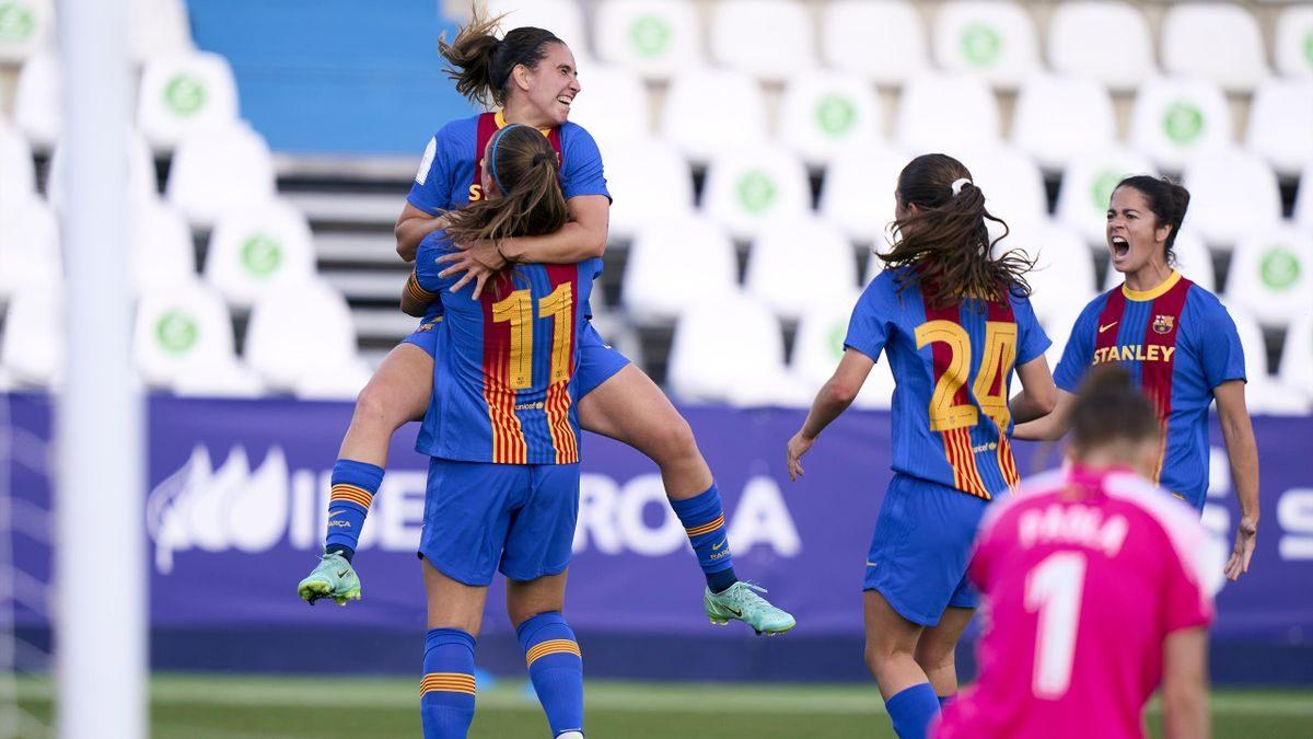 Copa de la Reina - Barcelona