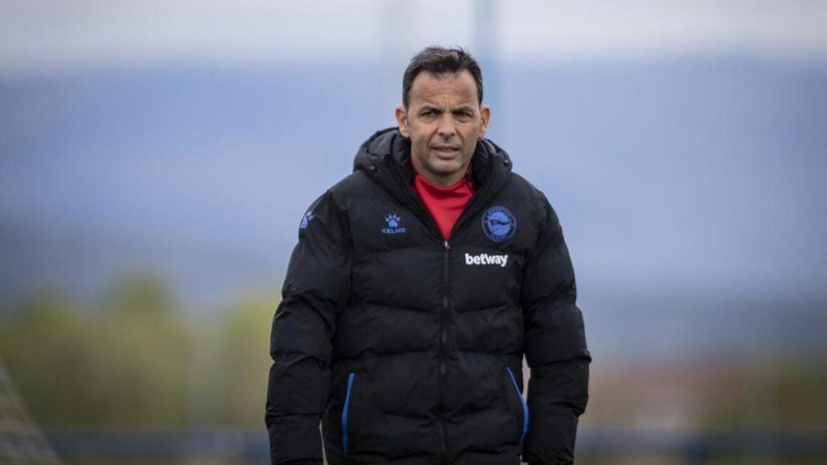 Javier Calleja - Alavés
