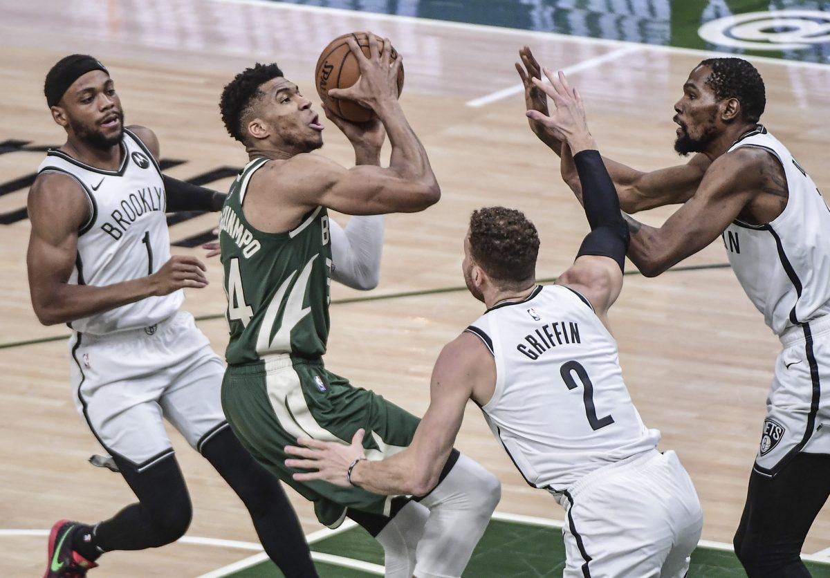 Bucks - Nets