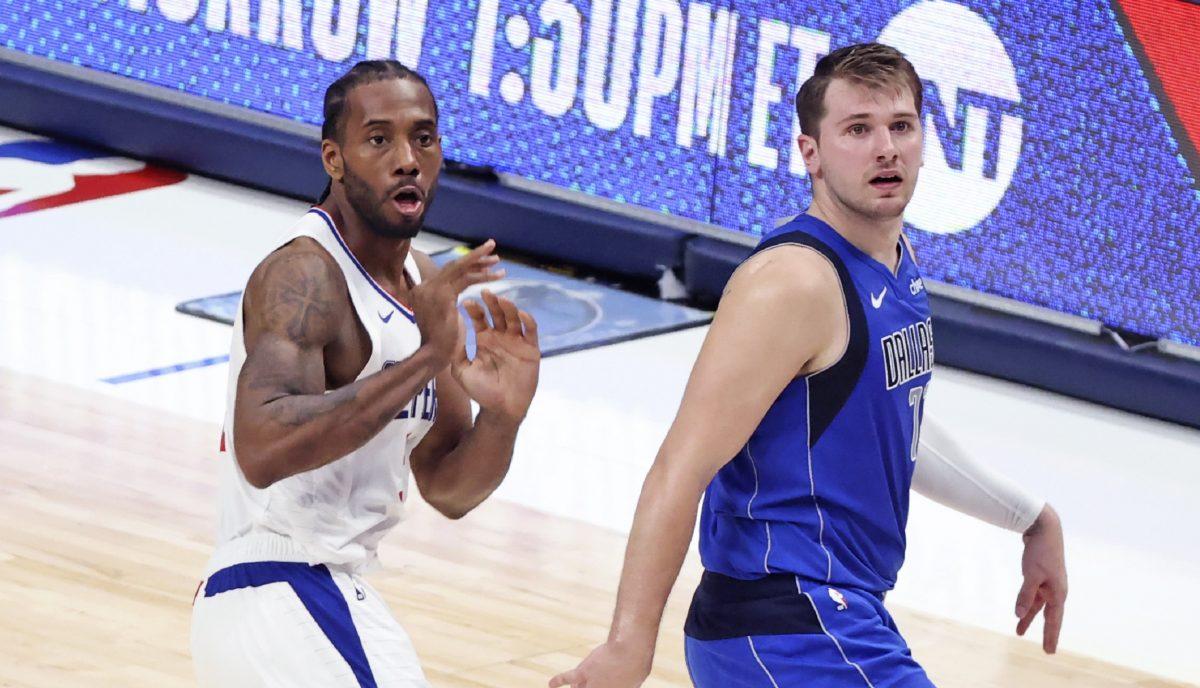 Clippers - Mavericks