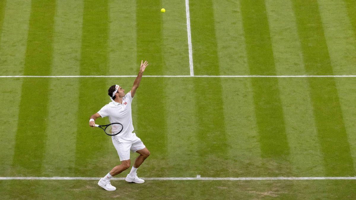 Federer - Wimbledon