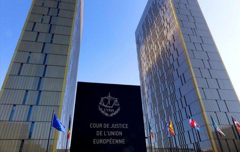 Tribunal de Justicia UE