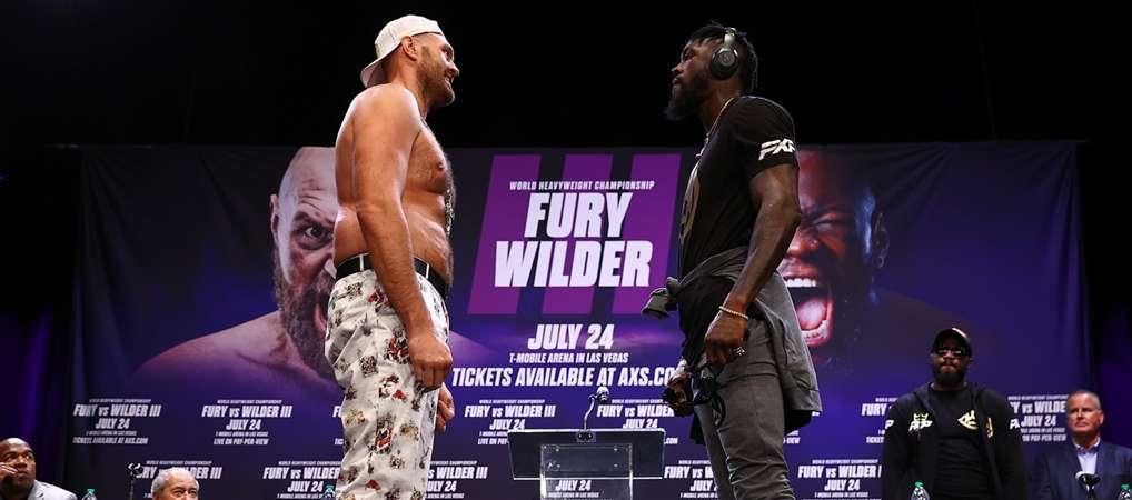 Fury - Wilder