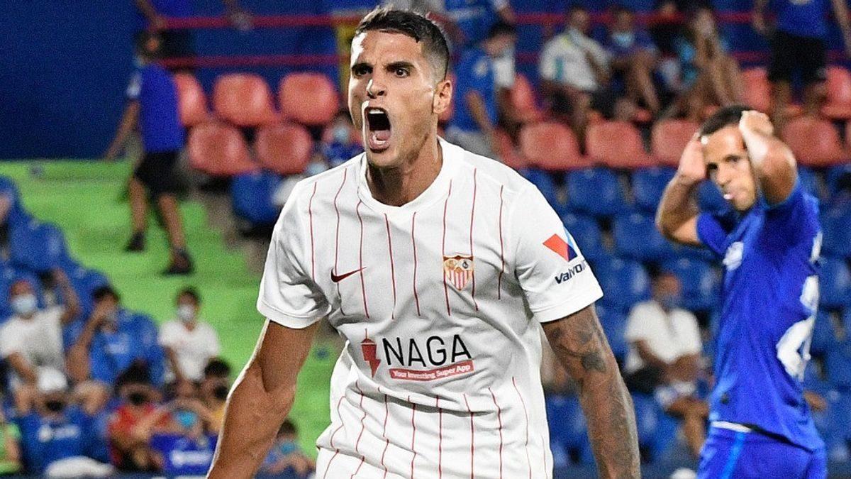 Erik Lamela - Sevilla