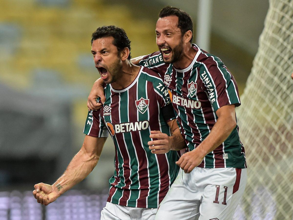 Fluminense - Fred: Thiago Ribeiro/AGIF