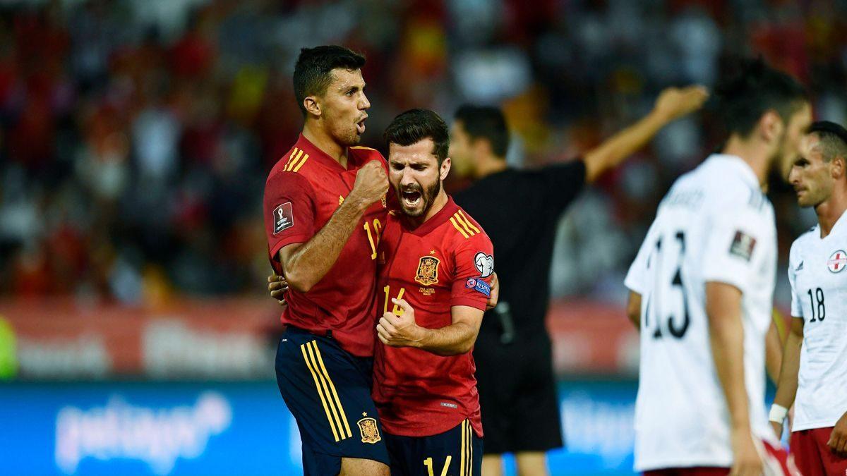 España - Georgia