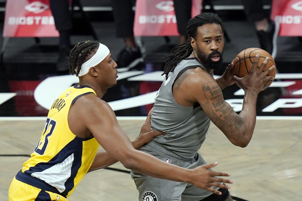 Lakers - DeAndre Jordan