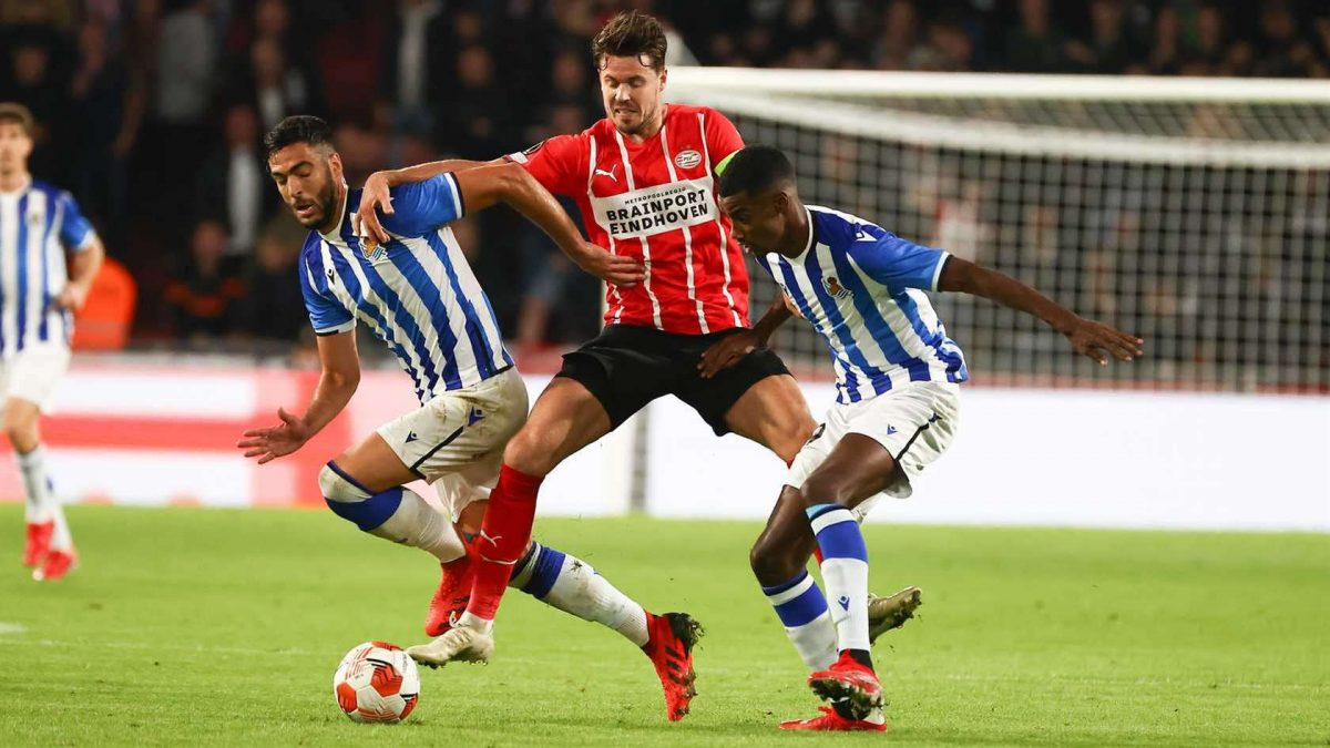 Real Sociedad - PSV